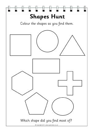 shapes worksheet reception ks1 and ks2 2d shapes teaching resources and printables