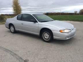 2000 Chevrolet Monte Carlo 2000 Chevrolet Monte Carlo Ls Details Suamico Wi 54173