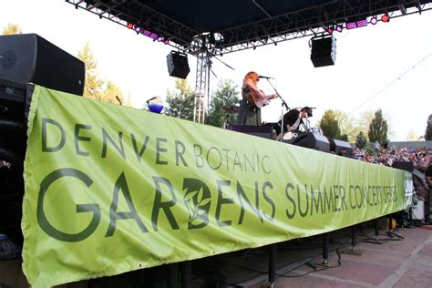 Botanic Gardens Summer Concert Series Denver Botanic Gardens Summer Concert Series A Sweet Potato Pie