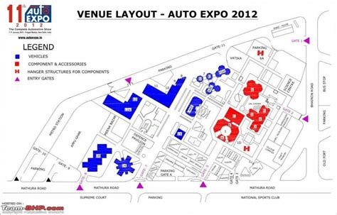 html layout auto prelude to the 2012 auto expo team bhp