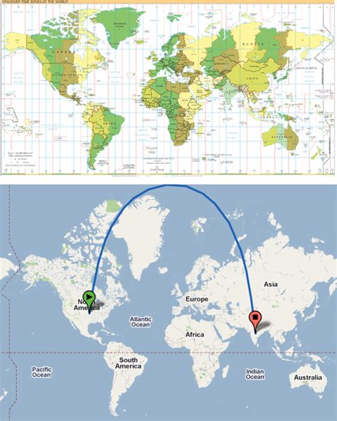 time difference canada and india time sydney time