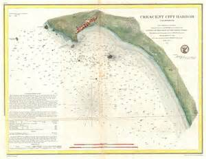 map of crescent city california file 1859 u s coast survey map or nautical chart of