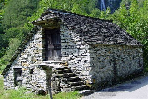 the stone house architecture free pictures