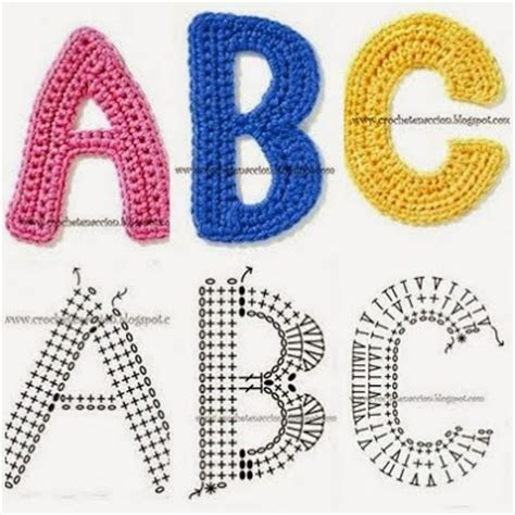 html pattern only letters and numbers crochetpedia crochet letters and numbers for appliqueing