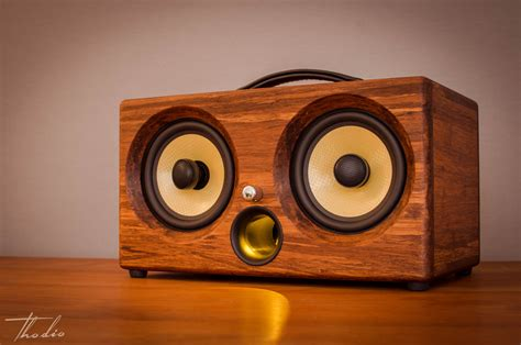 Handmade Speakers - the best wireless speakers review the new 2016 ibox xc