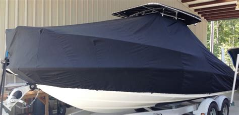 boston whaler dauntless boat cover ttopcovers custom fit t top boat cover images from rnr