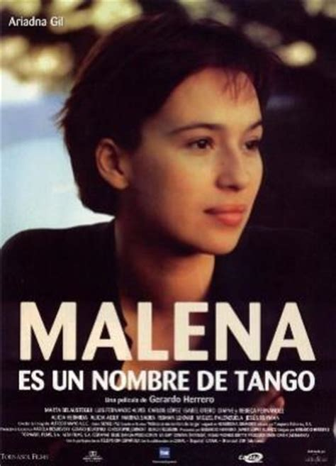malena es un nombre 8483835134 malena es un nombre de tango 1995 filmaffinity