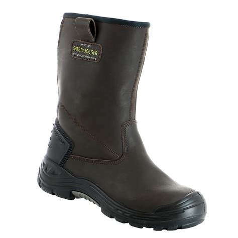 safety jogger boot boreas s3 safety footwear horme singapore