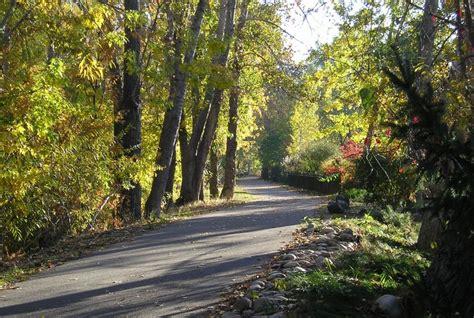 Garden City Greenbelt Greenbelt Trail By The Boise River In Garden City The