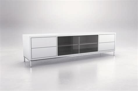 Extra Long Contemporary Tv Entertainment Unit With Storage