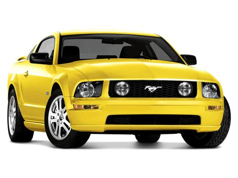 2005 ford mustang yellow 2005 ford mustang production yellow 1280x960 wallpaper
