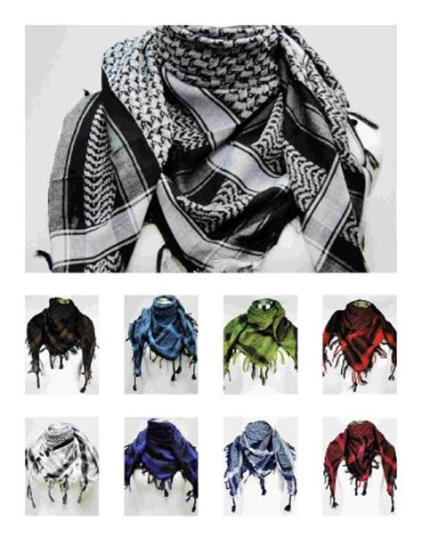 Scarf Premium Bandung 2 premium shemagh neck scarf by tapp collections various colors yourself