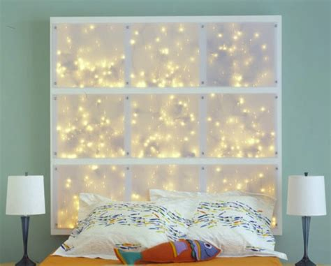 diy headboard with led lights interior lighting design with japanese wall sconce ls