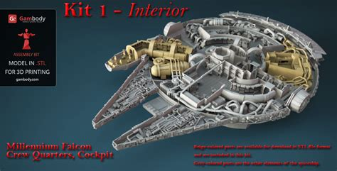 interior layout of millennium falcon millennium falcon interior www indiepedia org