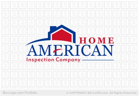 home inspection logo design logo design home inspection logo