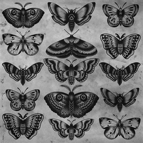neo trad butterfly tattoo to represent the different versions of myself and how i