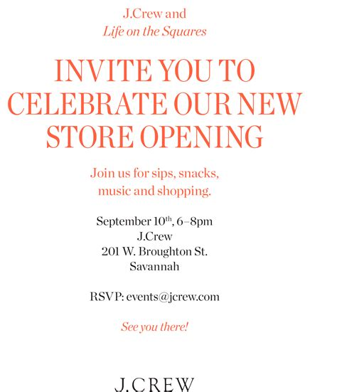 Invitation Letter New Store Opening Shop Opening Invitation Card Format Festival Tech