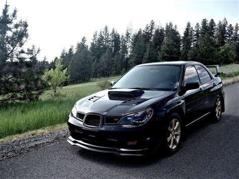 black subaru 2007 albertle123 2007 subaru imprezawrx sti sedan 4d specs
