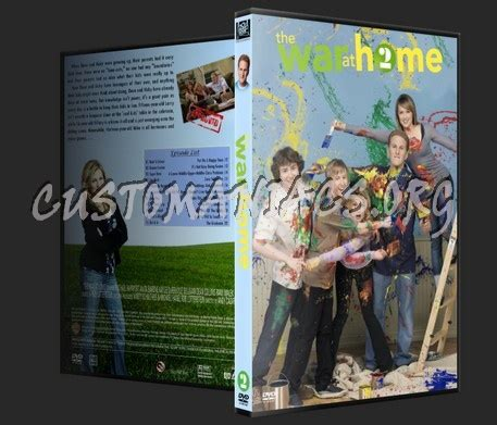 the war at home complete collection dvd cover dvd covers