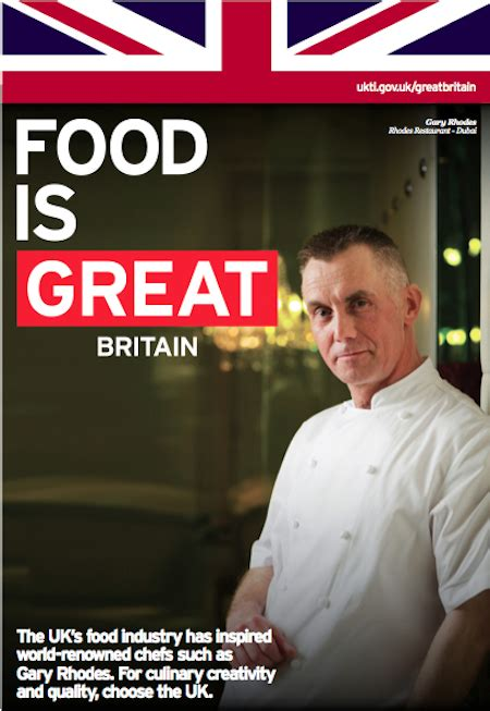 libro gary rhodes great food fashion food and famous celebrities get ready for kl s first great week foreign office blogs
