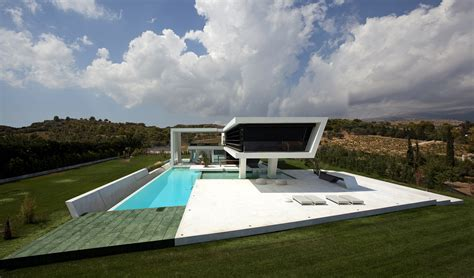 world of architecture modern contemporary house by studio impressive ultra modern house in athens architecture beast