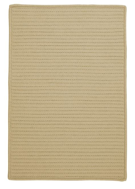 Colonial Rug by Colonial Mills Simply Home Solid H182 Linen Area Rug