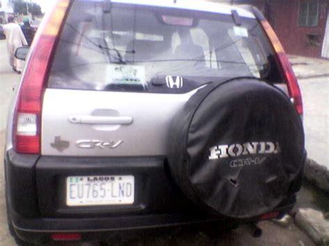 honda jeep models honda crv jeep 2002 model registered sold autos nigeria
