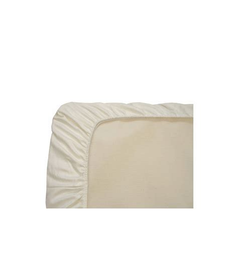 Naturepedic Waterproof Organic Cotton Protector Pad For Naturepedic Crib Mattress