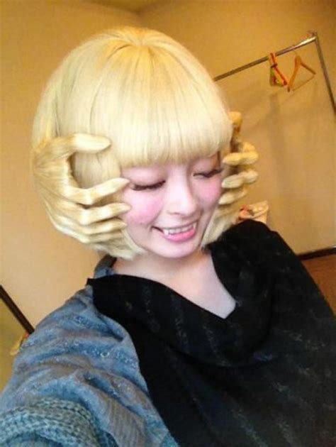 Real Hair Hairstyles 20 Cool And Strange Yet Real Haircuts Captured By Geeks