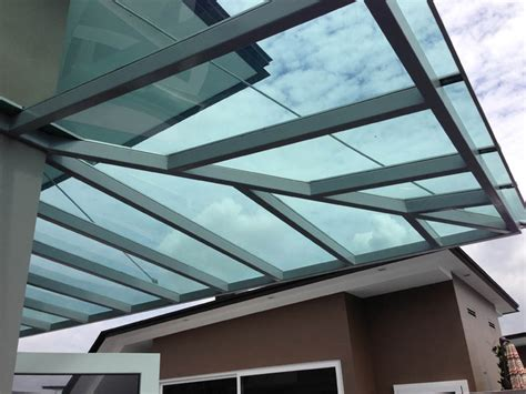 Polycarbonate Awning Design by Polycarbonate Awning Shelter Uni Shades