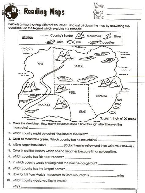 Free Printable Social Studies Worksheets For 8th Grade