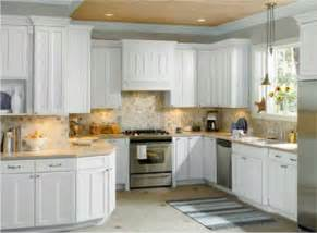 White Kitchen Paint Ideas Kitchen Backsplash Ideas With White Cabinets And Dark