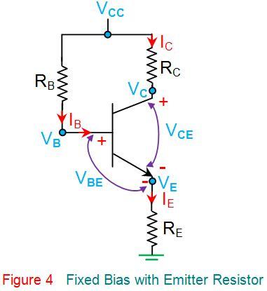 what is bias resistor transistor biasing electrical4u