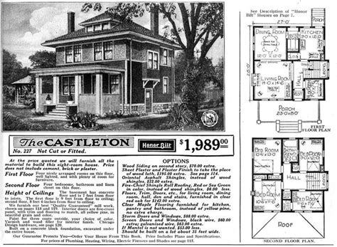 sears catalog home personal architecture