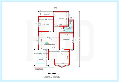 2 Bedroom House In Northton 2 bedroom house plans kerala style 1200 sq so