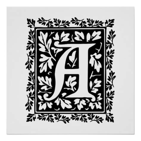 printable medieval letters the gallery for gt illuminated manuscript letters a z