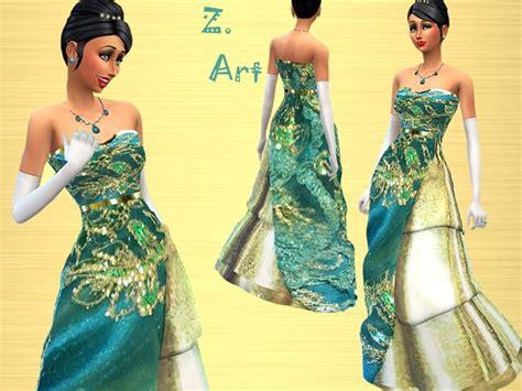 ball gown sims 4 ball gowns sims 4 nexus