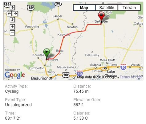 silsbee texas map day 34 silsbee texas to deridder louisiana just another bike ride across america