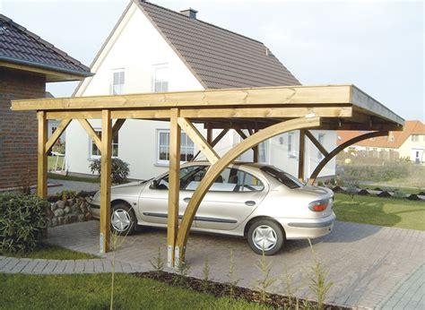 Doppelcarport Holz by Holz Carports Und Holzgaragen Senco Holzfachhandel Gmbh