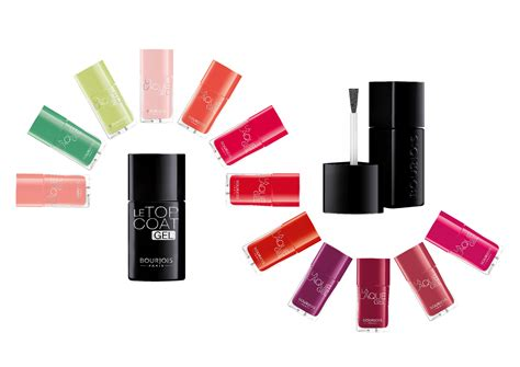 Bourjois La Laque Gel Nail bourjois creates la laque gel tipsfromlips