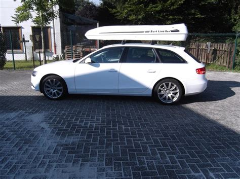 Audi A4 Dachbox by Dachboxen Audi A4 Premium Dachbox Aus Gfk Mobila