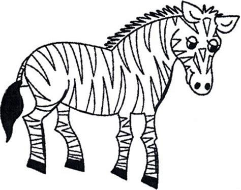 imagenes de cebras para dibujar faciles la chachipedia dibujos de cebras para colorear