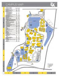 Cal State La Campus Map by Campus Maps California State University Los Angeles