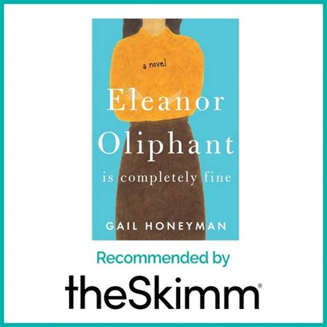 libro eleanor oliphant is completely eleanor oliphant is completely fine by gail honeyman hardcover target