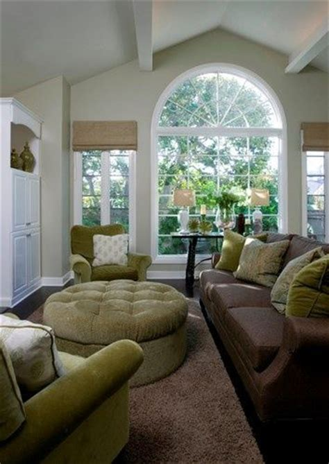 chocolate brown and green living room chocolate brown sofas brown sofas and green accents on