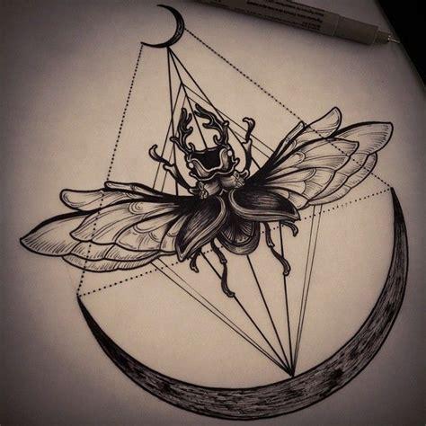 arrow tattoo by felipe kross best 25 beetle ideas on beetle drawing