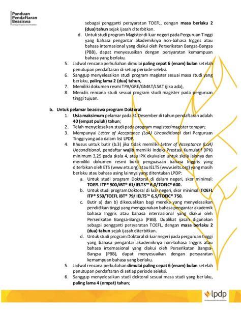 dokumen thesis adalah buku panduan pendaftaran beasiswa lpdp