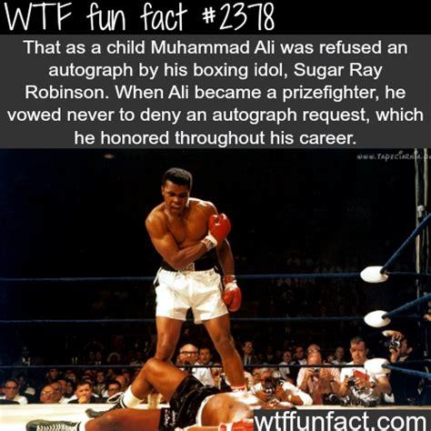 muhammad ali biography facts ray robinson tumblr