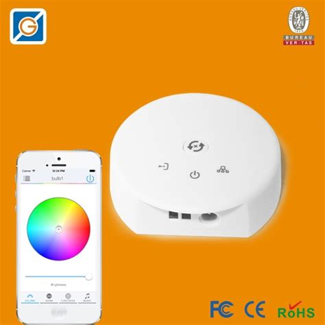 Lu Layar Led Beat Musik Sound 5 61 2015 new high quality wifi led controller rgb color light dimmer for smart lighting strips buy