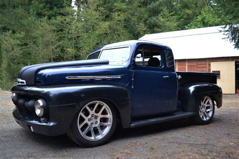 1952 ford f 1 with a viper v10 engine depot